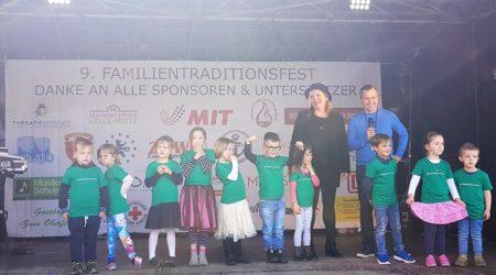 Teilnahme am 9. Familienfest in Kaulsdorf – 11.05.2019