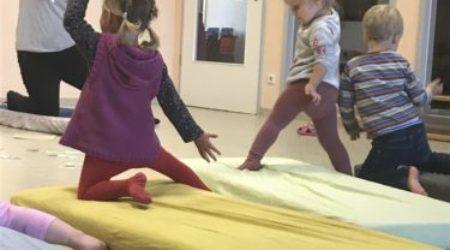 Yoga-Übungen für unsere Jüngsten