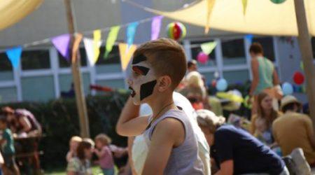 Unser Sommerfest im August
