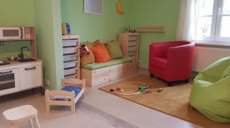 Unser erstes Kinderschutzhaus feierlich eröffnet